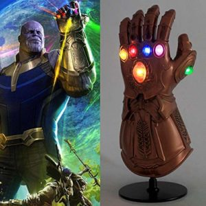 guante cosplay thanos
