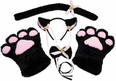 Guantes cosplay